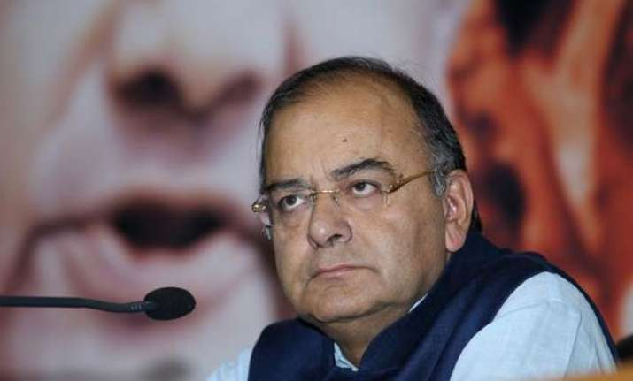 people want governance not controversies jaitley to aap