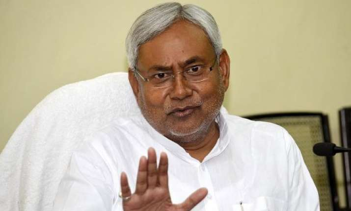 jd u stages dharna for special category status to bihar