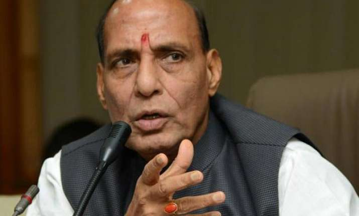 freedom fighters pension increased rajnath singh