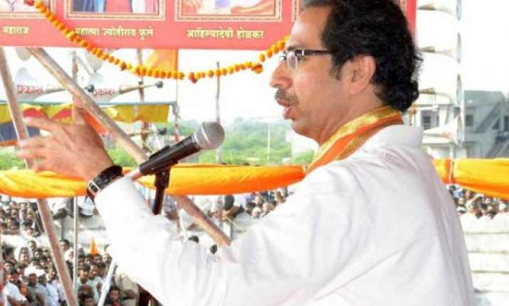 bjp cited poll surveys to back demand for seats uddhav