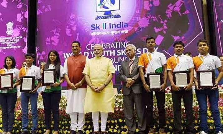 skill india top 6 quotes of pm modi