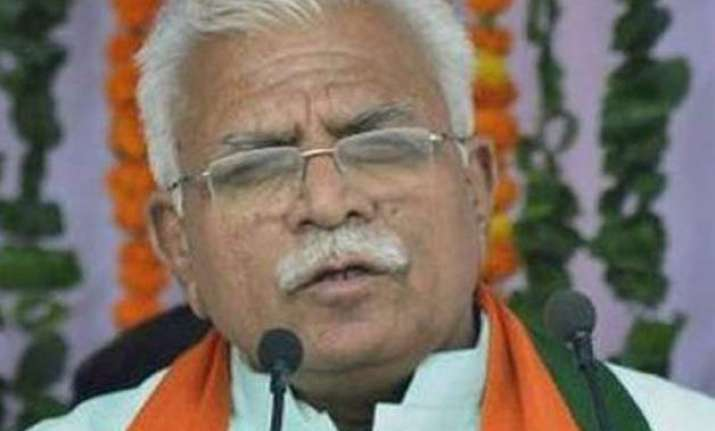 jat stir manohar lal khattar likely to visit rohtak to