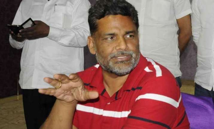 pappu yadav urges lalu to induct jitan ram manjhi in rjd