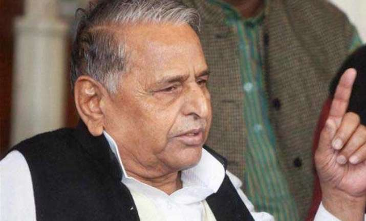 modi bjp failed to meet farmers aspirations mulayam
