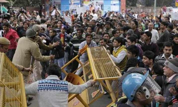 bihar shutdown over gang rape hits rail road traffic