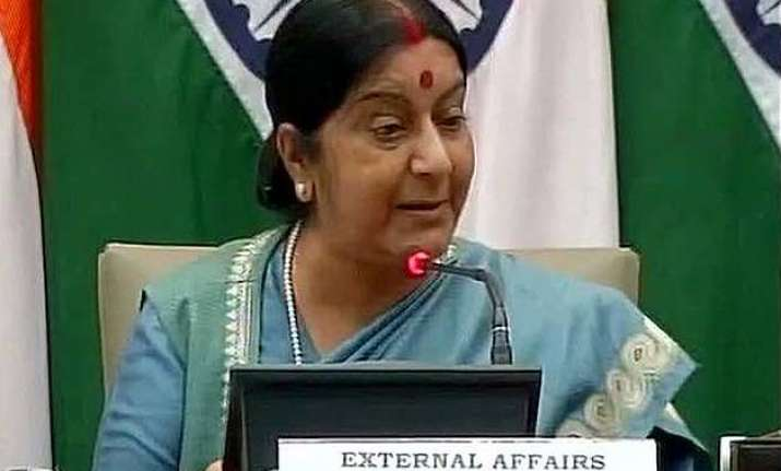 10 points from sushma s press meet