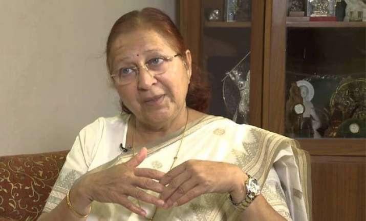speaker sumitra mahajan convenes all party meet to discuss