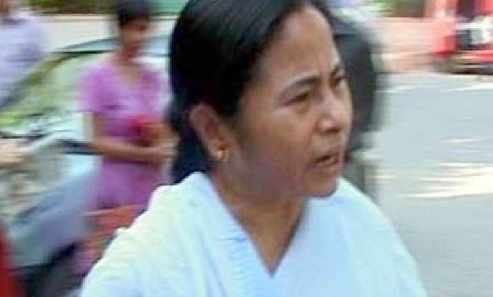 mamata sticks to her remark on azad s death