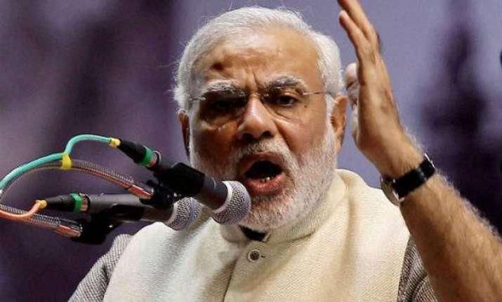 pm modi to hold 3 rallies in poll bound bihar next month