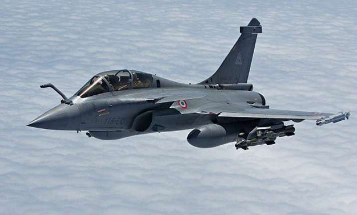 rafale delivery in accordance with iaf s operational needs
