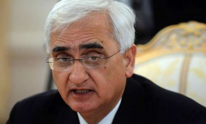 salman khurshid demands pm modi s clarification for india s