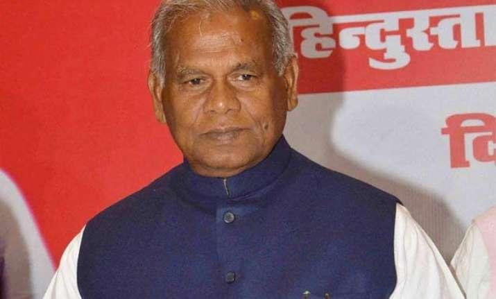bihar polls jitan manjhi claims he is most popular nda