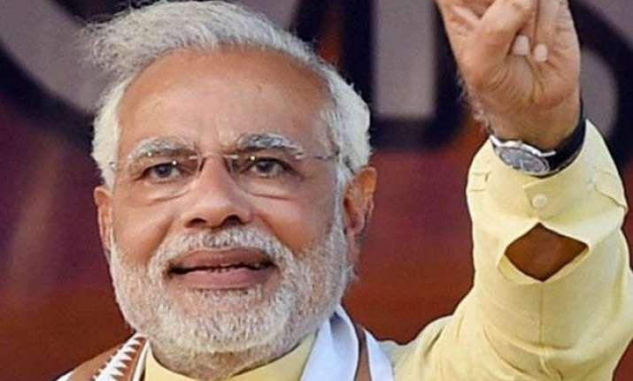 pm narendra modi to address public rally in varanasi