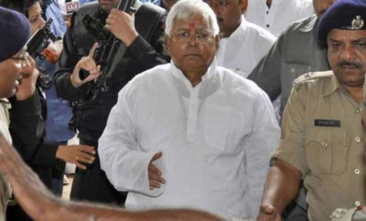 bjp may move court seeking cancellation of lalu s bail