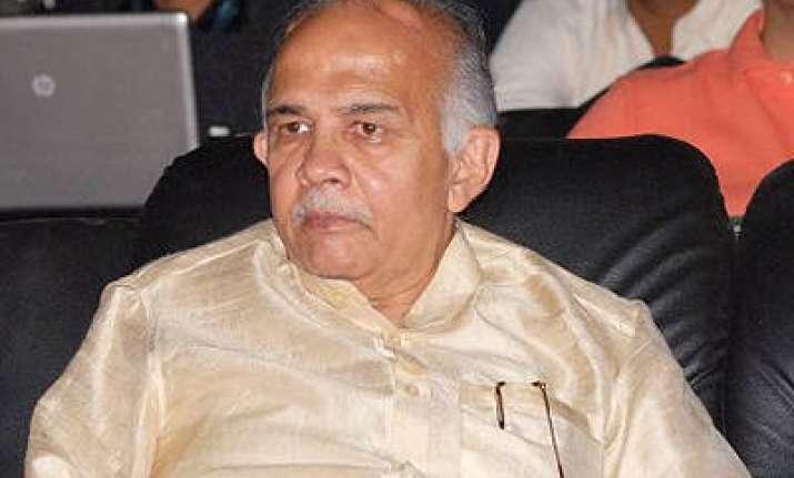 ex maharashtra congress president ranjit deshmukh quits