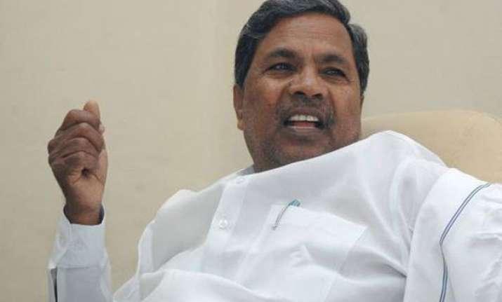 karnataka cm to request cbi again to probe ias officer s