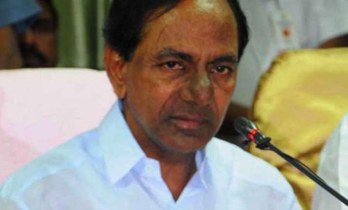 telangana cm k. chandrasekhar rao reiterates commitment to