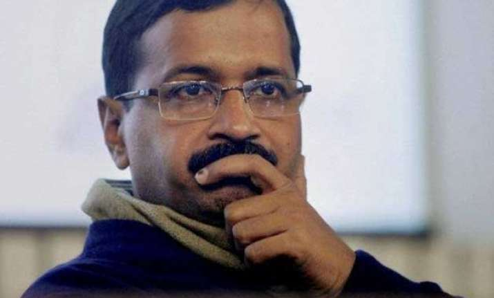 arvind kejriwal appears before mumbai court in 2014 rally