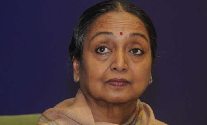 security covers of former ministers meira kumar withdrawn