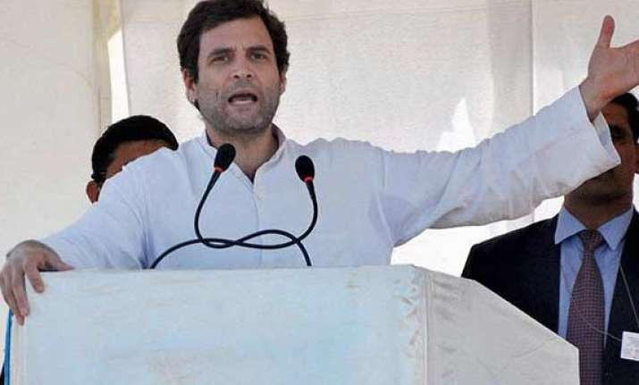 j k polls rahul gandhi to address two rallies in the state