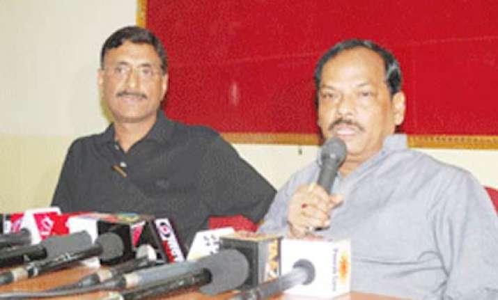 liberhan report leak will not impact jharkhand polls says