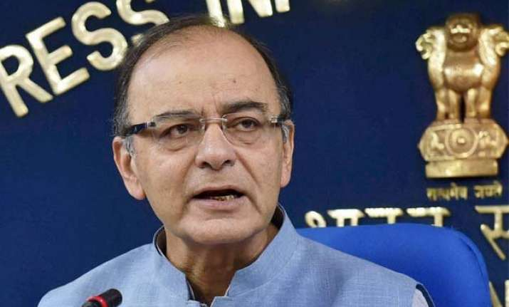 india a bright spot in global economy arun jaitley