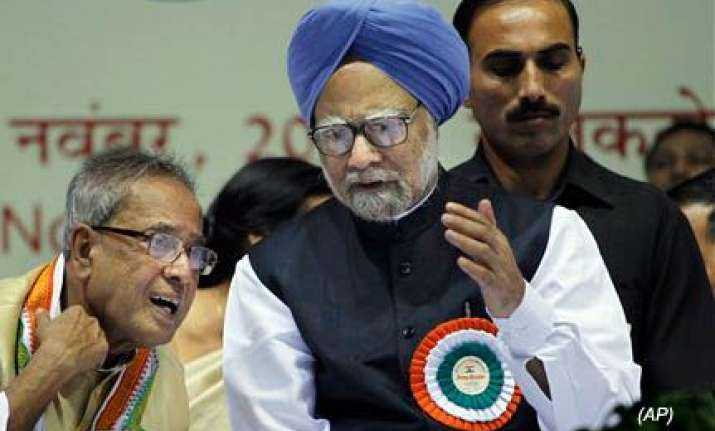 if congress is strong india is strong says pm