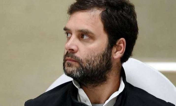 up govt assures of foolproof security to rahul gandhi