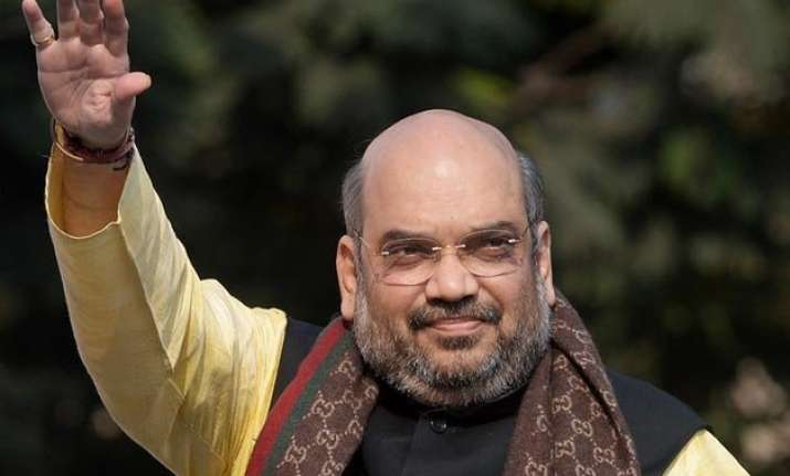 amit shah all set to get full term as bjp president