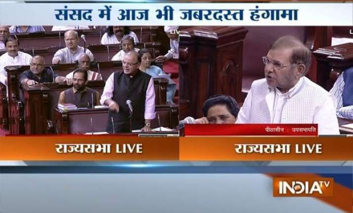 sharad yadav fumes over online petition to end parliament
