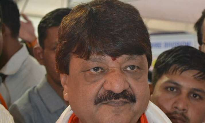 vyapam a minor incident says kailash vijaywargiya