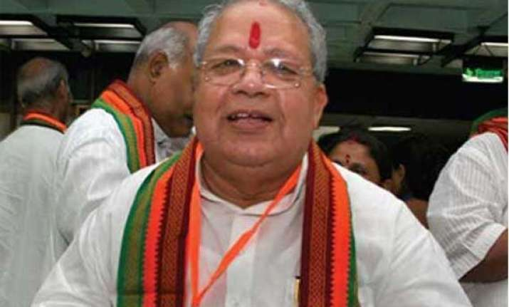 strengthen modi s hand by making bjp victorious kalraj to