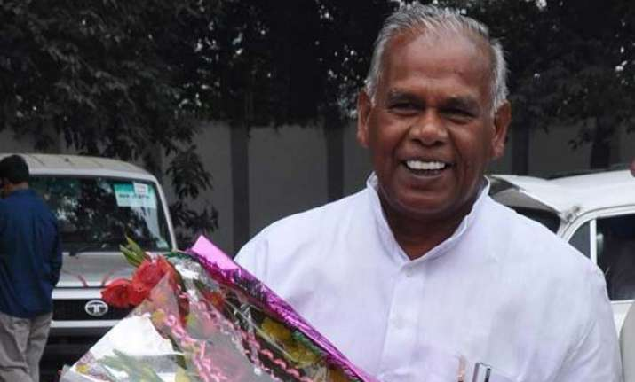 jitan ram manjhi a soft spoken mahadalit who was a shepherd