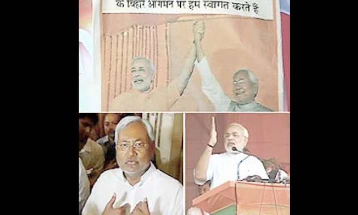 bihar bjp jd u rift reaches flashpoint