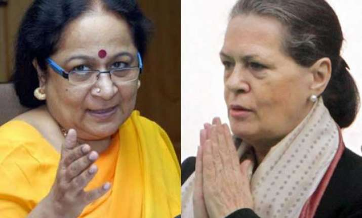 read full text of jayanthi natarajan s letter to sonia