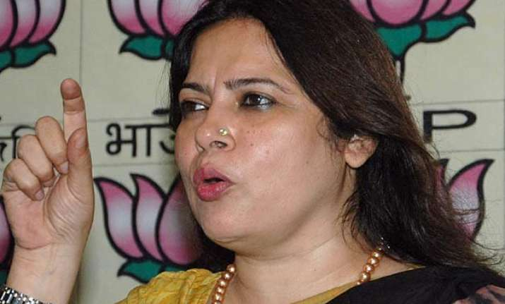 meenakshi lekhi defends rss chief s claim that conversion