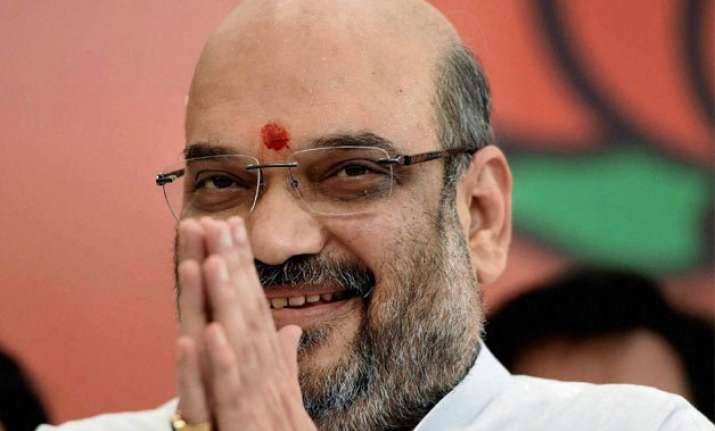 bjp chief amit shah sets his eyes on bihar assembly