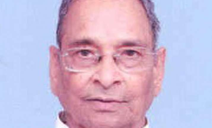 bjp leader khandelwal dies of heart attack