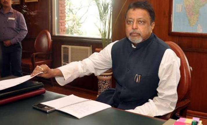 tmc removes mukul roy from parliamentary party chairman post