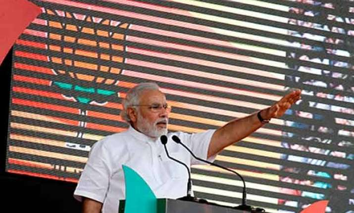 bjp plans 250 rallies to mark modi govt s one year in office