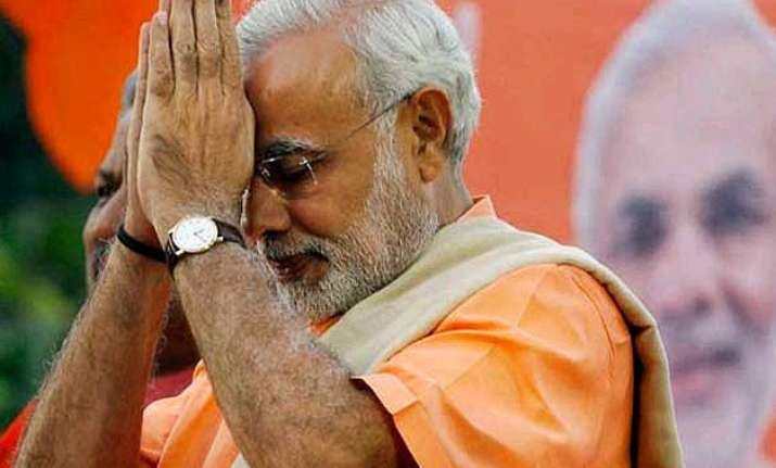 let s make the india that ambedkar dreamt of modi says on