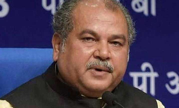 bjp never said acche din aayenge says union minister
