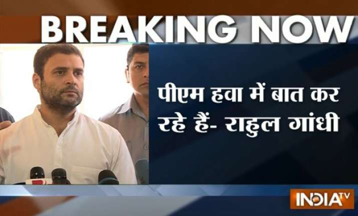 sushma swaraj has done a criminal act says rahul on