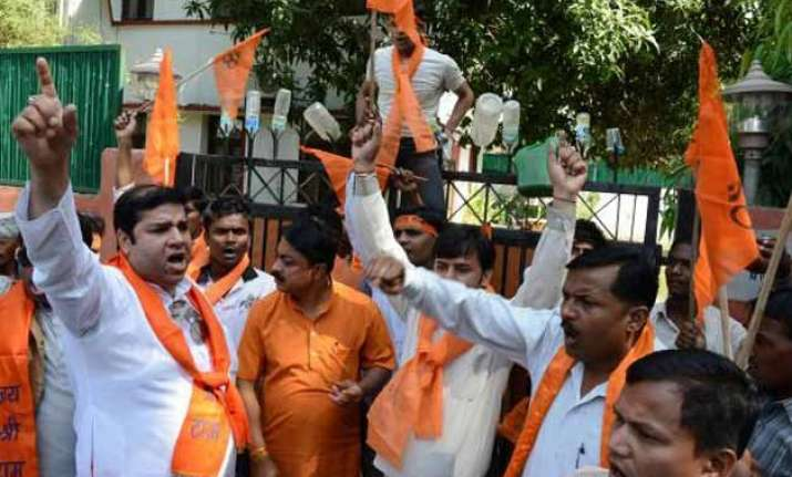 an alarmed vhp demands law to address demographic imbalance