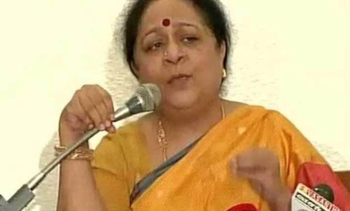 jayanthi natarajan quits congress says rahul gandhi s