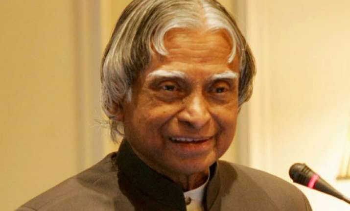 parliament pays tributes to apj abdul kalam hails him as