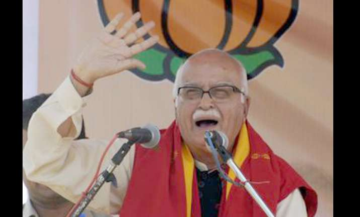 advani says he dreams of grand ram temple