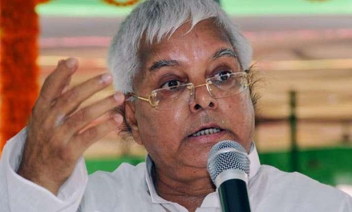 rjd moves election commission against pm modi s shaitan