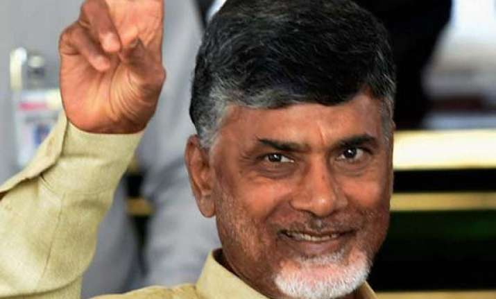andhra pradesh cm to interact with people on google hangout
