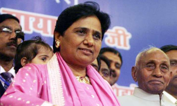 mayawati joins the austerity bandwagon